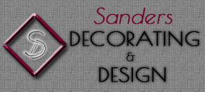Sanders Decorating & Design Logo